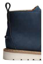 Boots - Dark blue - Kids | H&M 3