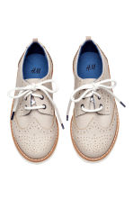 Brogues - Light mole - Kids | H&M 2
