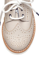 Brogues - Light mole - Kids | H&M 4