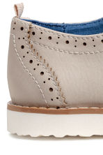 Brogues - Light mole - Kids | H&M 3