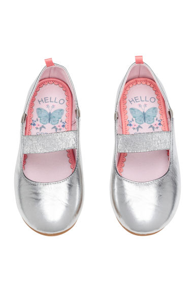 Ballet pumps - Silver - Kids | H&M 1