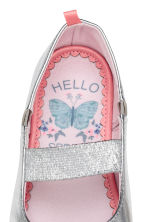 Ballet pumps - Silver - Kids | H&M 4