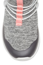 Jersey trainers - Grey marl - Kids | H&M CN 3