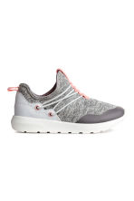 Jersey trainers - Grey marl - Kids | H&M CN 1