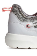 Jersey trainers - Grey marl - Kids | H&M CN 4