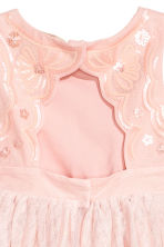 Tulle dress - Powder pink - Kids | H&M CA 4