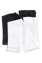 2-pack leggings - White - Kids | H&M CN 1