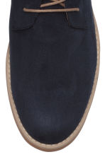 Desert boots - Dark blue - Men | H&M 3