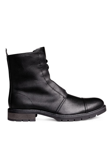 Boots - Black - Men | H&M CN 1