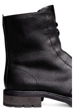 Boots - Black - Men | H&M CN 3
