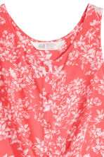 Playsuit - Coral/Patterned -  | H&M 3