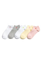 5-pack trainer socks - White - Kids | H&M CN 1