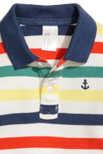 Polo in piqué - Multirighe - BAMBINO | H&M IT 2