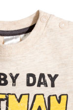 Printed T-shirt - Beige - Kids | H&M 2