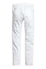 Biker jeans - White - Men | H&M 3