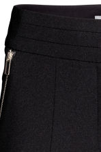 Suit trousers - Black -  | H&M 4