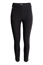 Suit trousers - Black -  | H&M CN 2