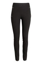 Suit trousers - Black - Ladies | H&M IE 2