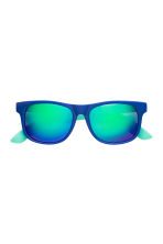 Sunglasses - Bright blue -  | H&M 2