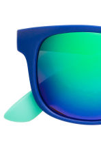 Sunglasses - Bright blue -  | H&M 3