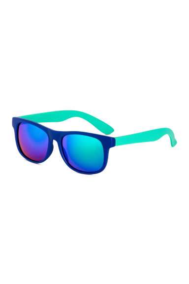 Sunglasses - Bright blue -  | H&M 1