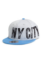 Light grey/New York