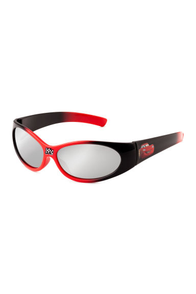 Sunglasses - Red/Cars - Kids | H&M