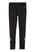 Sports tights - Black - Kids | H&M CN 2