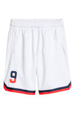 Sports shorts - White - Kids | H&M CA 2
