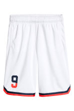 Sports shorts - White - Kids | H&M 2