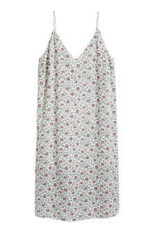 H&M+ V-neck dress