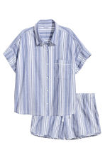 Pyjamas - Blue/Striped - Ladies | H&M CN 2