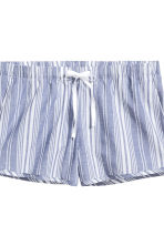 Pyjamas - Blue/Striped - Ladies | H&M CN 3