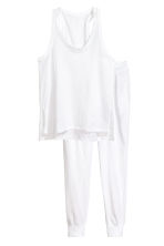 Pyjamas - White - Ladies | H&M CN 2