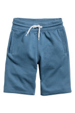Sweatshirt shorts - Blue - Kids | H&M 2