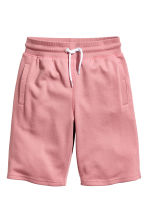 Sweatshirt shorts - Pink - Kids | H&M CN 2