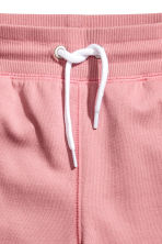 Sweatshirt shorts - Pink - Kids | H&M CN 3