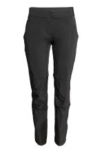 Outdoor trousers - Black - Ladies | H&M 2