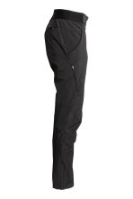 Outdoor trousers - Black - Ladies | H&M 3