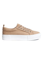 Trainers - Beige - Ladies | H&M CN 1
