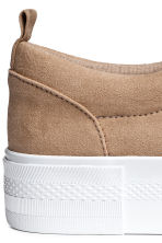 Trainers - Beige - Ladies | H&M CN 4