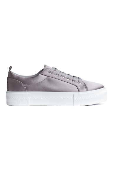 Sneakers - Grå - Ladies | H&M FI 1