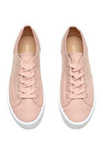 Platform trainers - Old rose - Ladies | H&M 3
