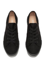 Platform trainers - Black - Ladies | H&M 3