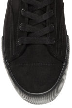 Sneakers con plateau - Nero - DONNA | H&M IT 4