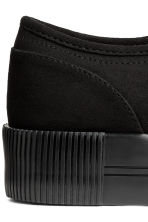 Platform trainers - Black - Ladies | H&M 5