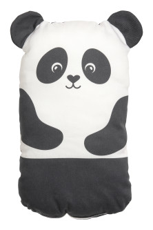 Soft toy cushion
