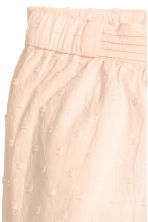 Pull-on trousers - Powder pink - Kids | H&M 2