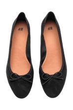 Ballerine - Nero - DONNA | H&M IT 2