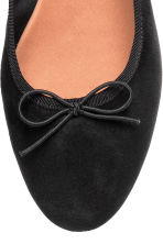 Ballet pumps - Black - Ladies | H&M 3
